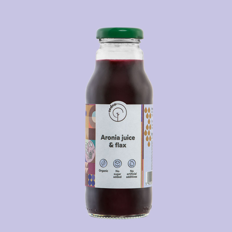 aronia-flax